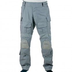 Wolf Grey Flexible Combat Pants