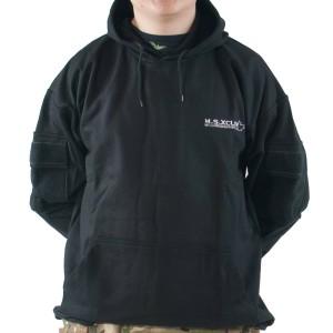 M.S.XCLSV Black Hoodie