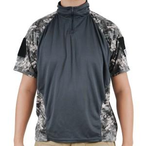 M.S.XCLSV Urban Digital Combat Shirt
