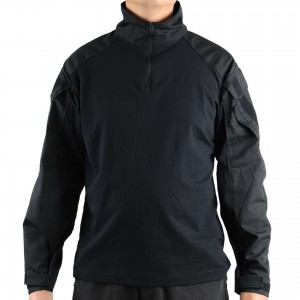 Black Combat Shirt