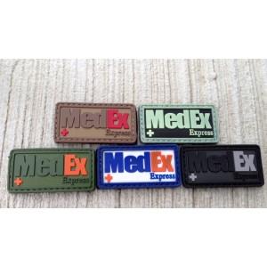 MedEX PVC Velcro Patch