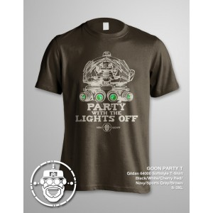 Goon Party T-shirt by Robo Apparel