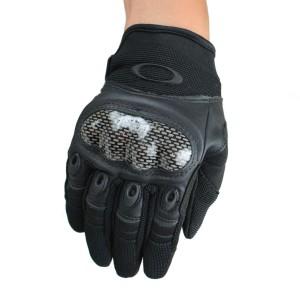 Black Tactical Gloves