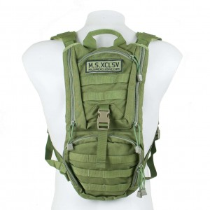 Olive Drab Ambush Hydration Pack