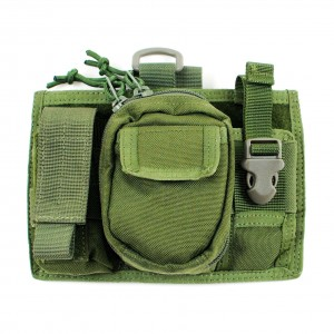 Olive Drab Admin Pouch
