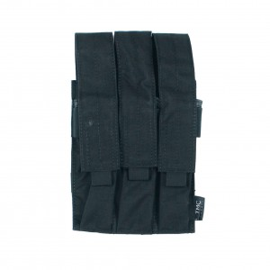 Black 3 Mags Pouch
