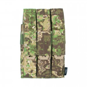 Green Zone 3 Mags Pouch