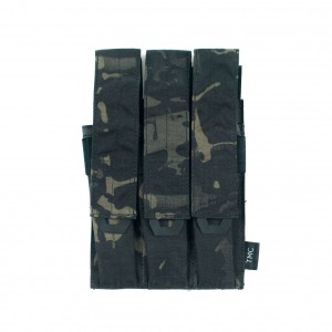 MC Black 3 Mags Pouch