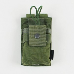 Olive Drab Radio Pouch