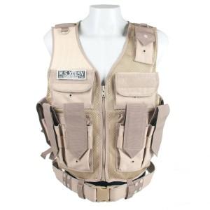 Tan Quick Ops Vest